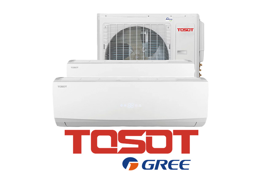 Thermopompe multizones Tosot